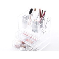 Lucite Cosmetic Dispenser