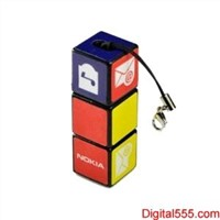 Magic Cube USB drive, Novelty USB PEN DRIVE promotion gift