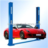 Manual release car lift with CE certificate