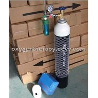 Medical Oxygen Supply Unit/Set W/ Oxygen Valve & Regulator