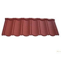 Metal Roof Tile(Stone coated steel roofing)