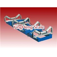 Metered belt scale from YingHeng Weighing Scale China