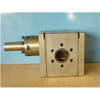 Metering   melt gear  pump