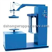 Mini box wrapping machine