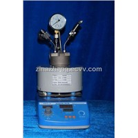 Mini magnetic high pressure reactor