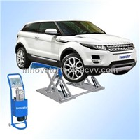 Mobile car lift automotive equipment with CE certificate