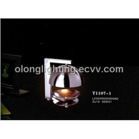 Modern Acrylic Wall Lamp, Suitable for Home and Hotel Decorations