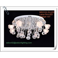 Modern and hot sale LED ceiling light for decoration(MS3123-16-LED)