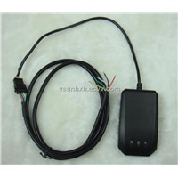 Motorcycle, Car GPS tracker, tracking,Off electricity and oil, TLT-2H