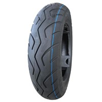 Motorcycle tubeless tyre 3.50-10