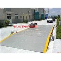 Movable electronic truck scale,vehicle scale from YingHeng Weighing Scale China