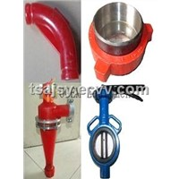 Mud Equipments Spare Parts