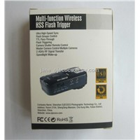 Multi-function High-Speed Wireless Flash Trigger - OJECOCO H550