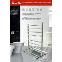 New design ELECTRIC HEATED TOWEL RAIL for bathroom heating(BLG6-3)