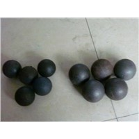 New materials forged steel balls