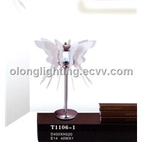 Nice Design Table Light with Butterfly, Suitable for Home and Hotel Decorations