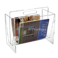VIP Room Magazine Rack