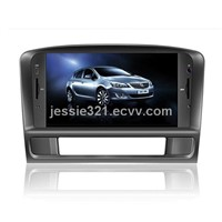 Opel astra j  auto audio video Car DVD with GPS,Bluetooh,ipod,TV