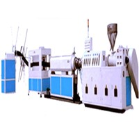 PE Carbon Spiral Pipe Extrusion Line|| china specialized manufature & exporter