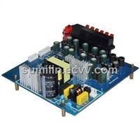 PGM-150 Open Frame Power Supply for Mini Hi-Fi Systems, with 186 to 250V Input Voltage