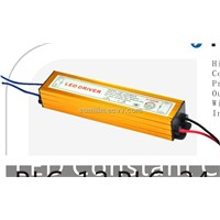 PLC-24 24W LED Constant Current/Voltage Converter with PF >0.92/>82% Efficiency