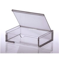 Clear Makeup and Cosmetic Box and Organizer