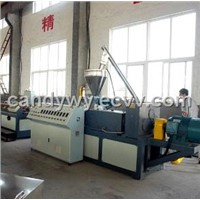 PP, PE, WPC Profile Production Line
