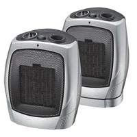 PTC-018B Portable Ceramic Heater with Thermostat
