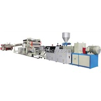 PVC Decorating Board Extrusion Line