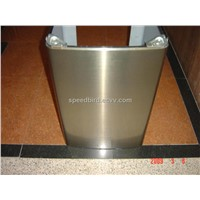 PVC FILM LAMINATED STEEL(VCM) for washing machine's exterior covers and panels
