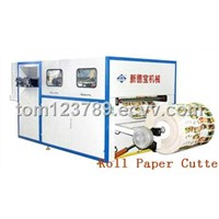 Paper Cutting Machine & Roll Paper Cutter