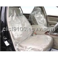 Plastic Auto Seat Covers