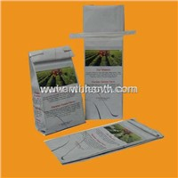 Plastic Coffee Bag with Degassing Valve
