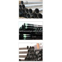 Polished Alloy Carbon Steel Seamless Steel Pipe