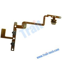 Power Volume Button Flex Cable for iPod Touch 4 4th Gen