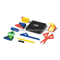 Promotion multifunctional stationery set
