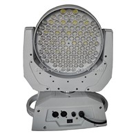 RGBW 20CH LED moving head light wash 3W 108pcs