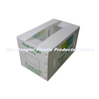 Recyclable Twin Wall Plastic PP Sheet Packing Box