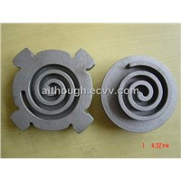 precision sand casting iron part