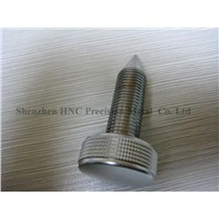 CNC Machining Round head(pan head)  with embossed screw