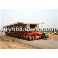 Rubber Tire Mobile Hydraulic Carriers