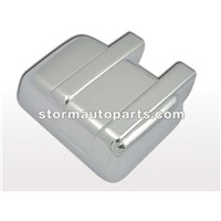 SIZZLE Chrome car mirror cover from stormautoparts.com