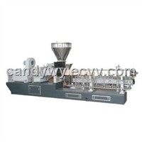 SJMS Parallel Double Screw Extruder