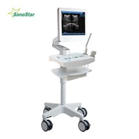 SS-100 Touch Screen Trolley Ultrasound Diagnosis B Scanner