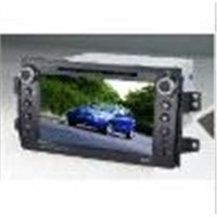 SUZUKI SX4 CAR DVD PLAYER WITH BULETOOTH AND NAVIGATION