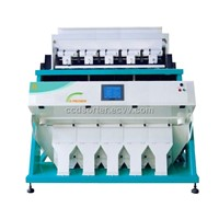 S.Precision CCD Color Sorter for broad beans