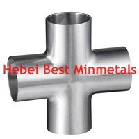 Sanitary Cross, Sanitary Pipe Fittings, Pipe Fittings
