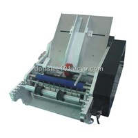 Semi-auto sizing labeling machine