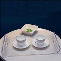 Five-Star Standard Hotel Tea Serving Tray