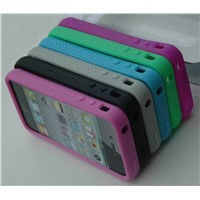 Silicone cases for iphone 4